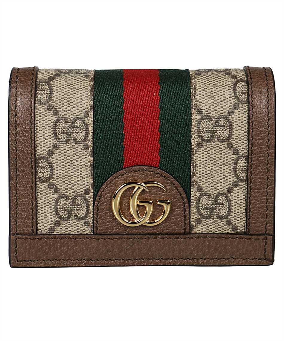 Gucci 523155 96IWG Porta carte di credito 1