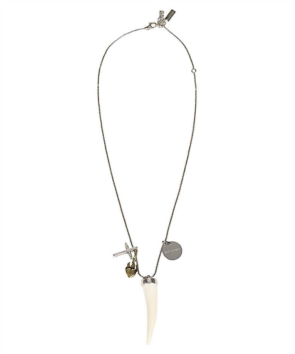 Saint Laurent 603941 Y1591 MULTI-CHARM Necklace 1