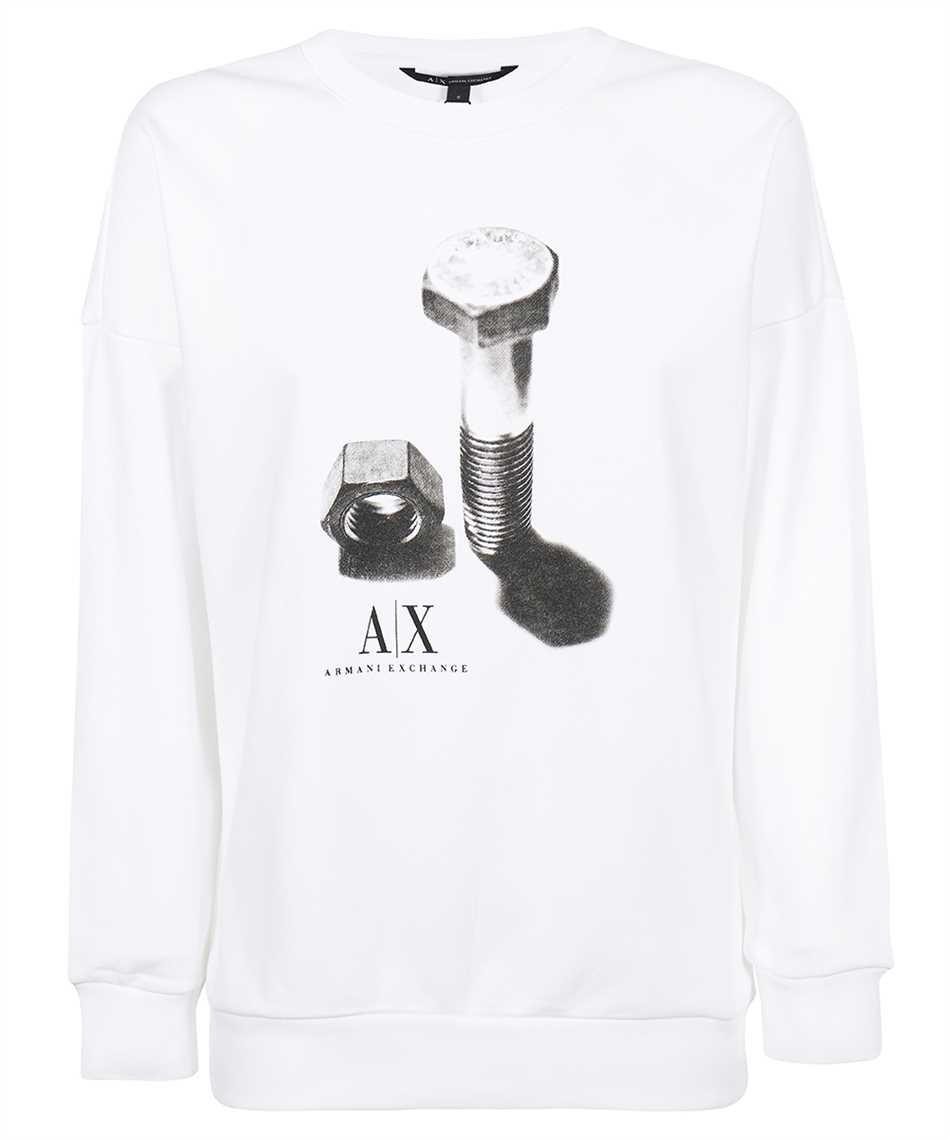 Armani Exchange 6KYM20 YJ8SZ LOGO Sweatshirt 1