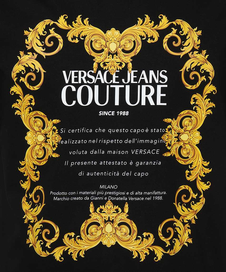 Versace Jeans Couture B3GWA7TJ 30319 T-Shirt 3