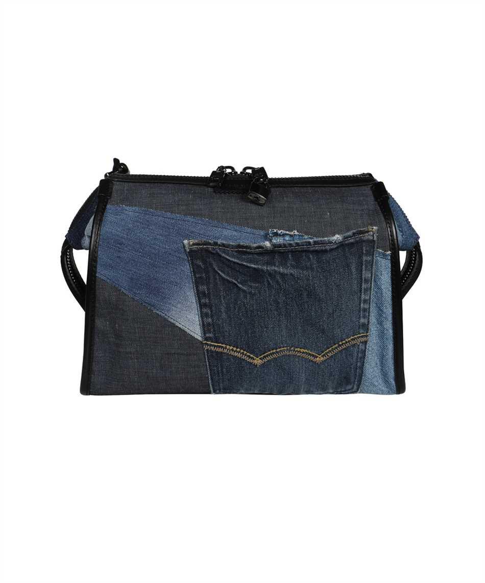 Dolce & Gabbana BM1817 AW347 PATCHWORK DENIM EDGE CROSSBODY Bag 1