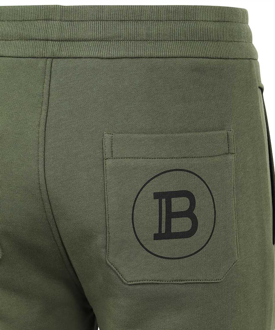 Balmain WH0OA003B152 B PRINT Shorts 3