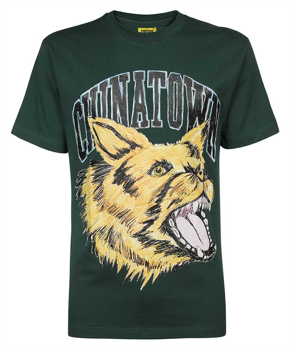 Chinatown Market 1990454 BEWARE SKETCH T-shirt 1