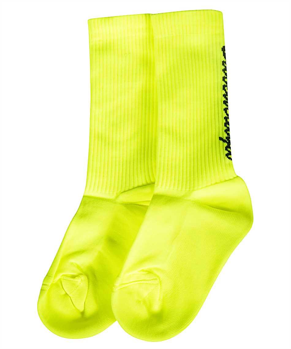 LOGO TENNIS Socks Yellow
