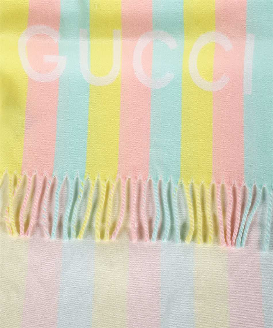 Gucci 627873 3GD91 Sciarpa 2