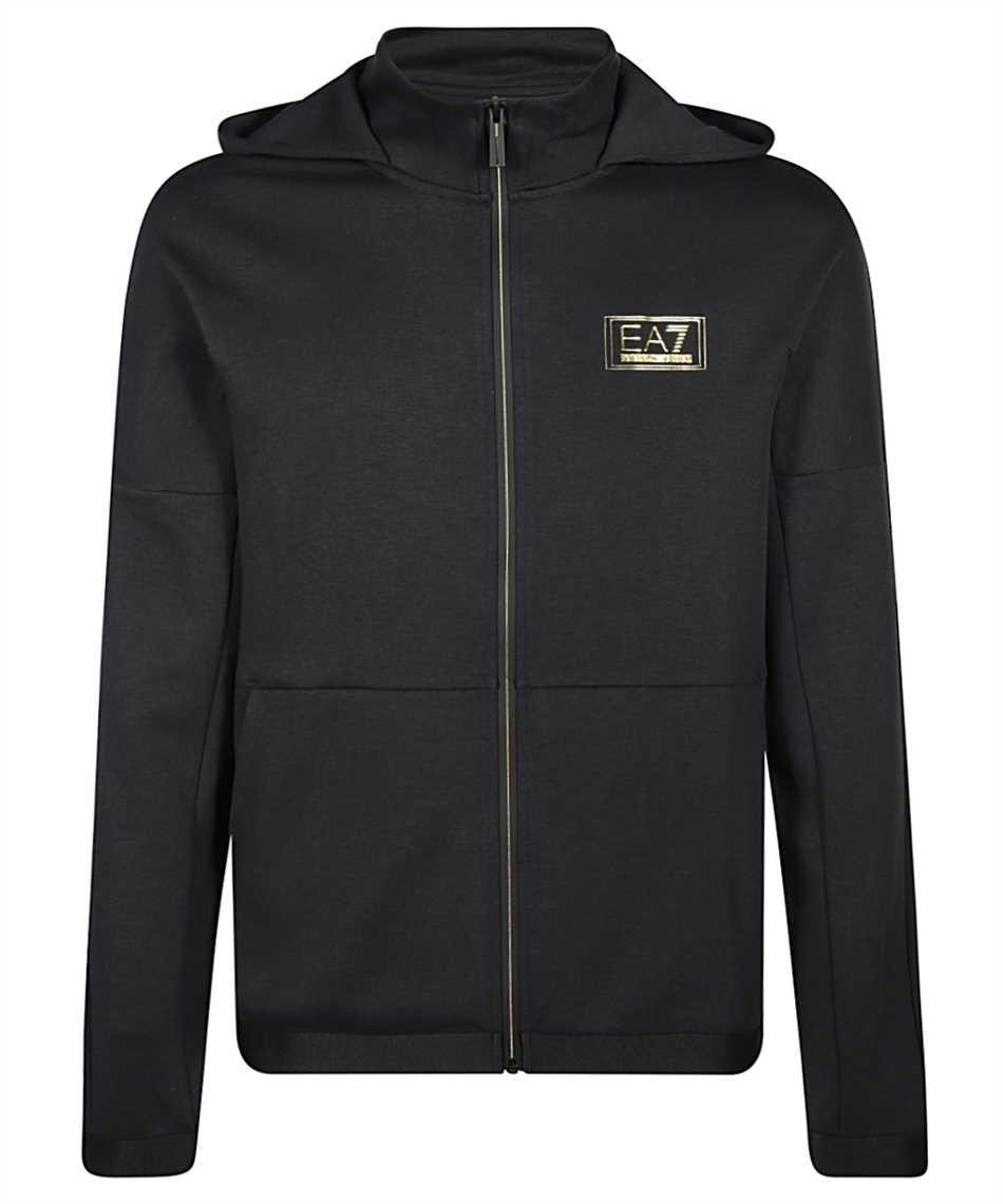 EA7 6HPM74 PJF3Z Kapuzen-Sweatshirt 1