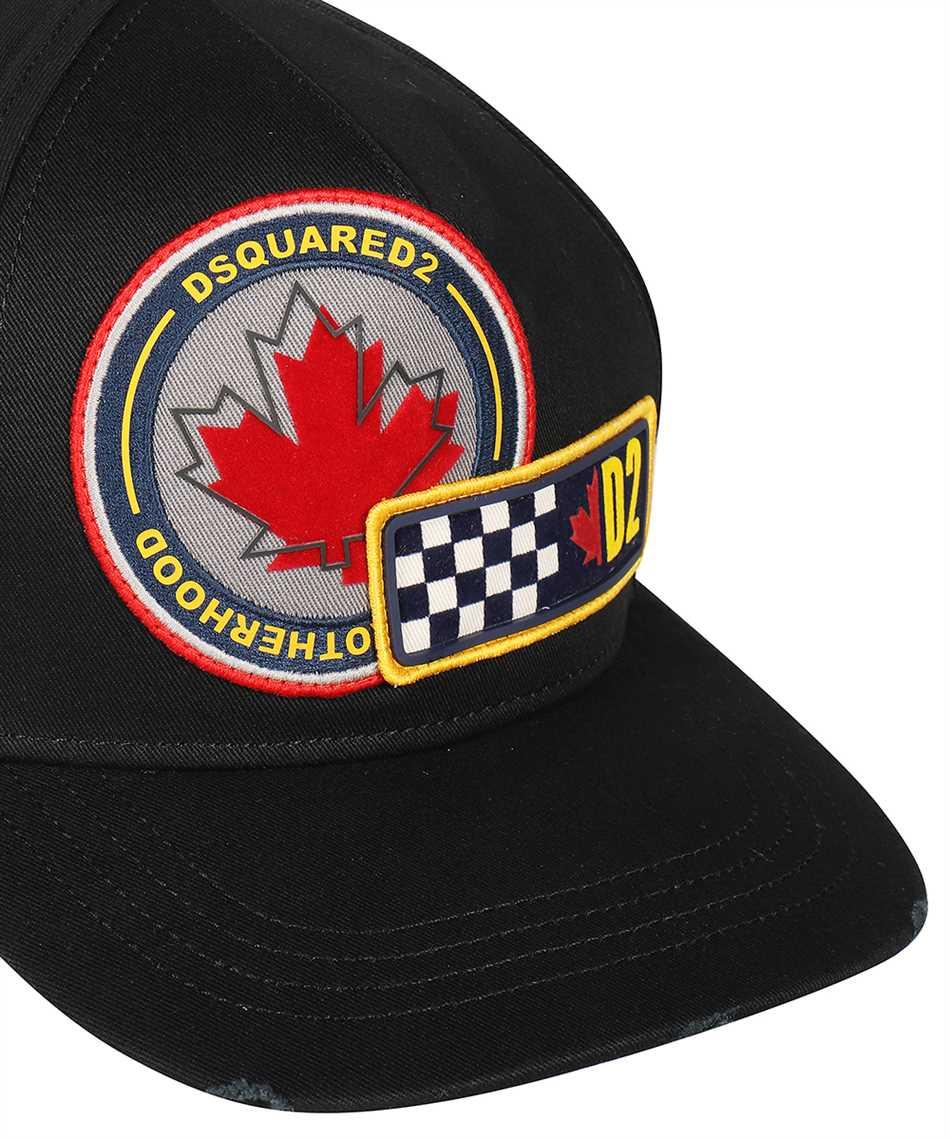 Dsquared2 BCM0348 05C00001 Cappello 3