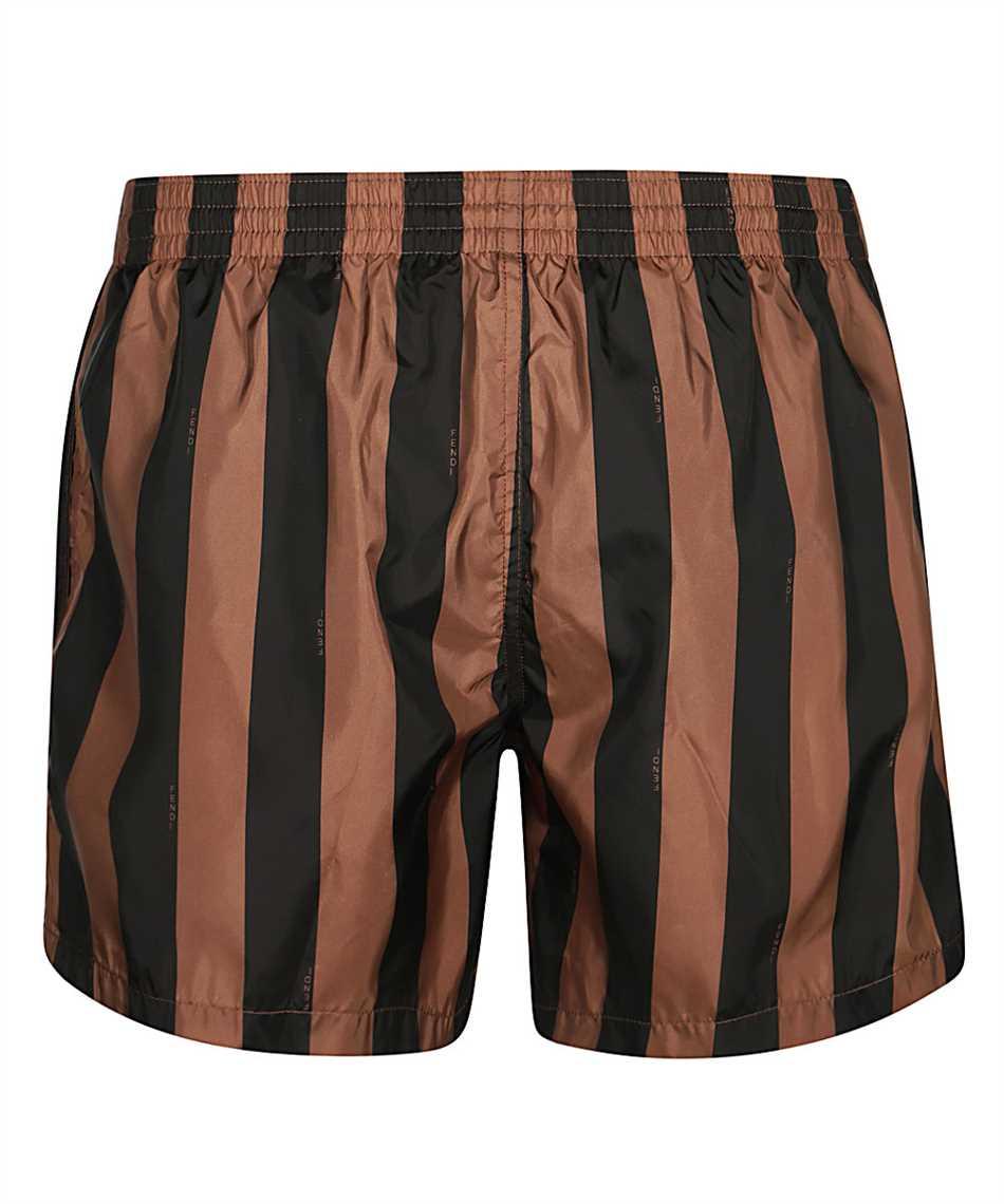 Fendi FXB077 ABT2 PEQUIN Swimsuit 2