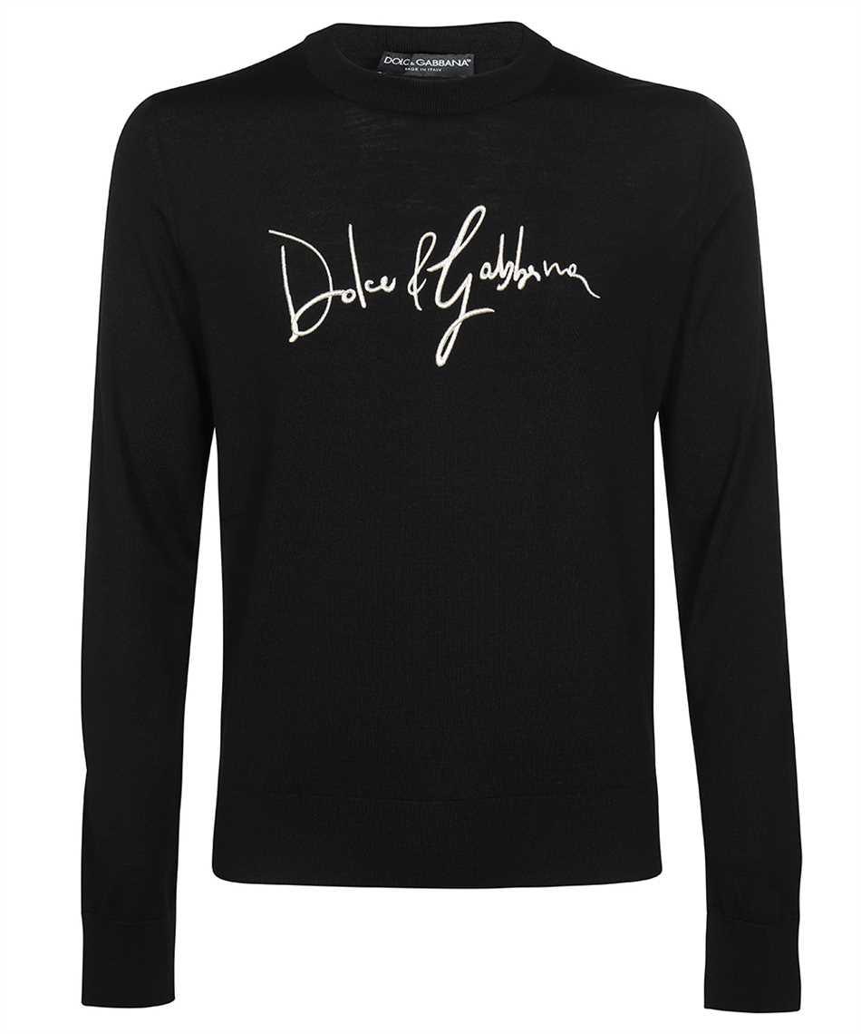Dolce & Gabbana GX526Z JBVF8 ROUND-NECK Knit 1