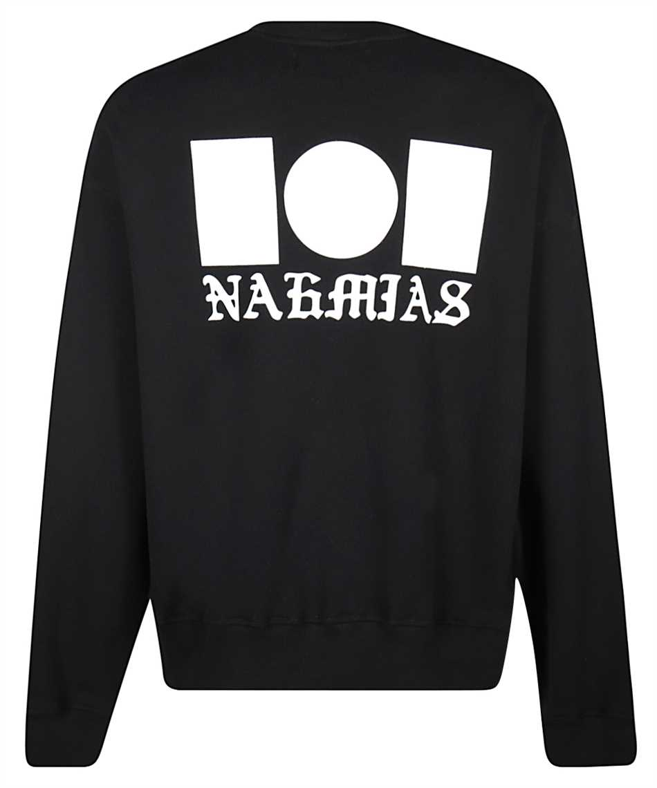Nahmias NAHMIAS LOGO CREWNECK Sweatshirt 2