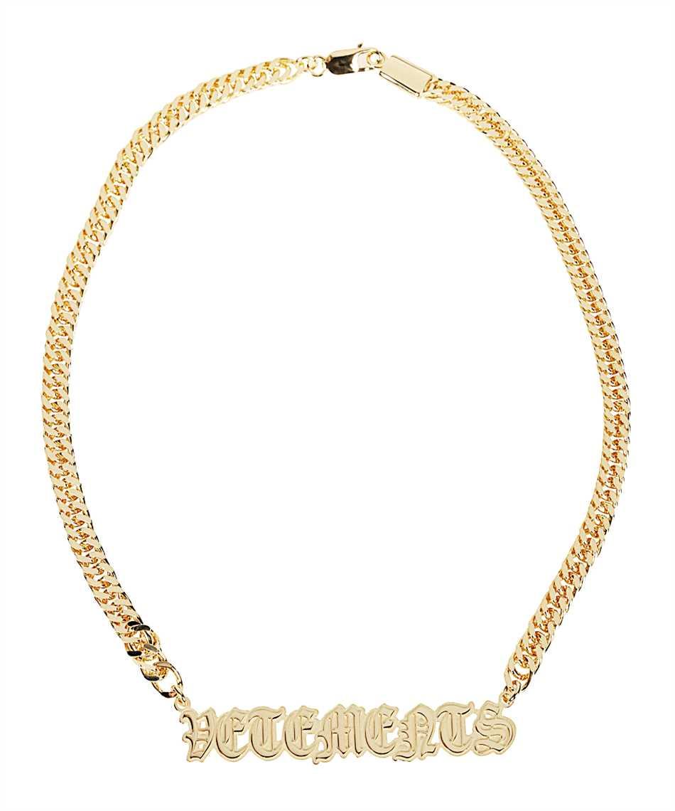 Vetements NE001 Necklace 1