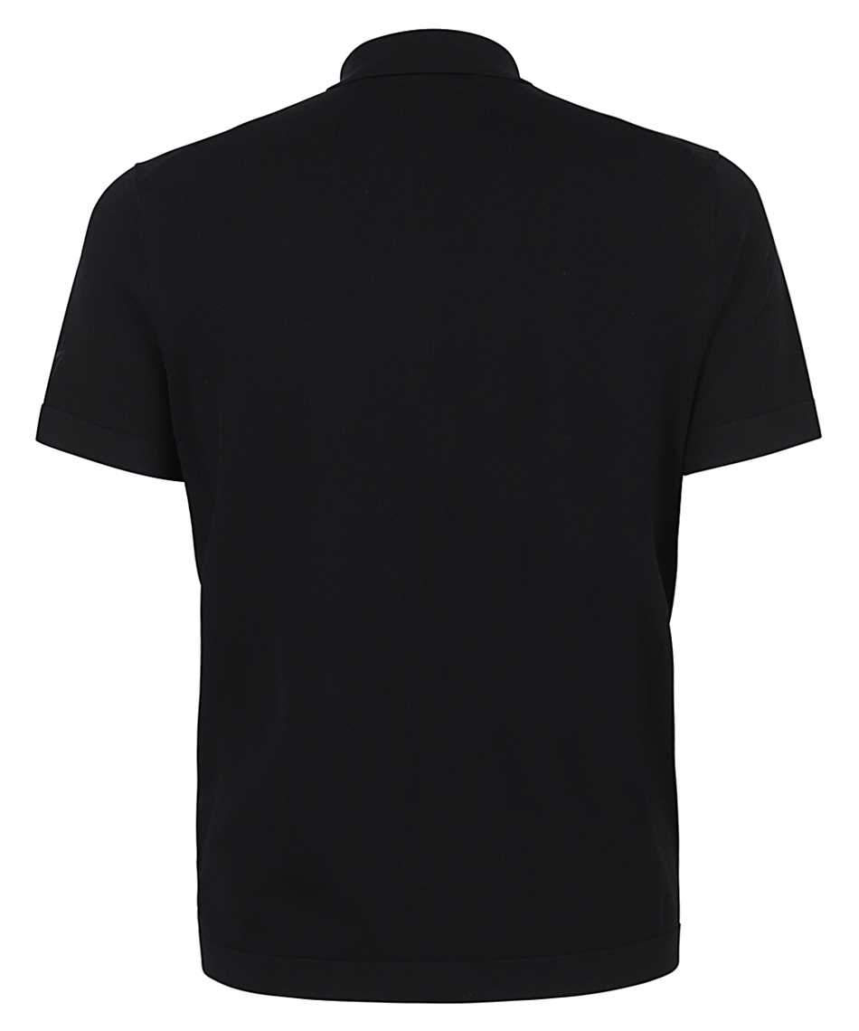 Neil Barrett PBMA1164E Q617C TRAVEL KNIT Shirt 2