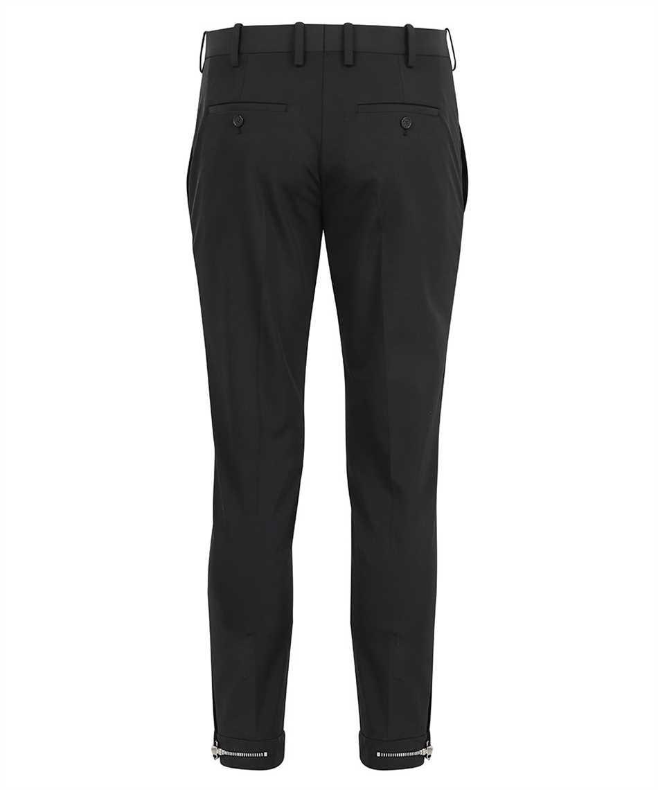 Neil Barrett PBPA488 Q012 TRAVEL SLIM REGULAR RISE Pantalone 2