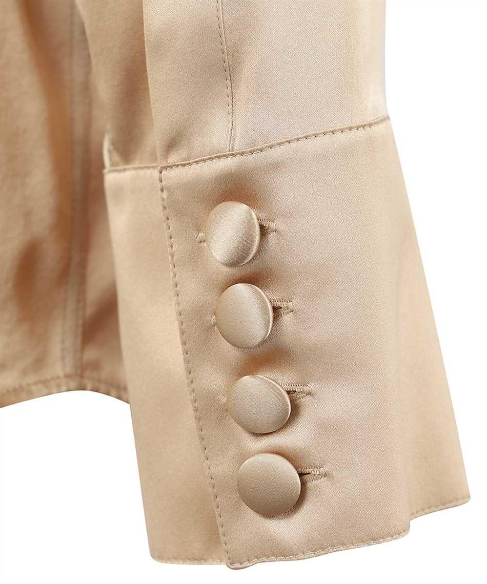 Balmain UF02693111S OVERSIZED SATIN Shirt 3