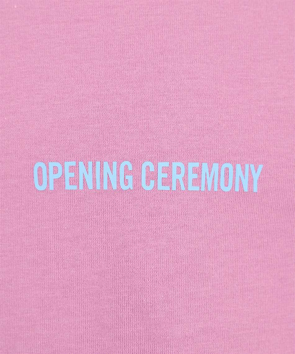 Opening Ceremony YMAA001S21JER004 WORD TORCH REGULAR T-Shirt 3