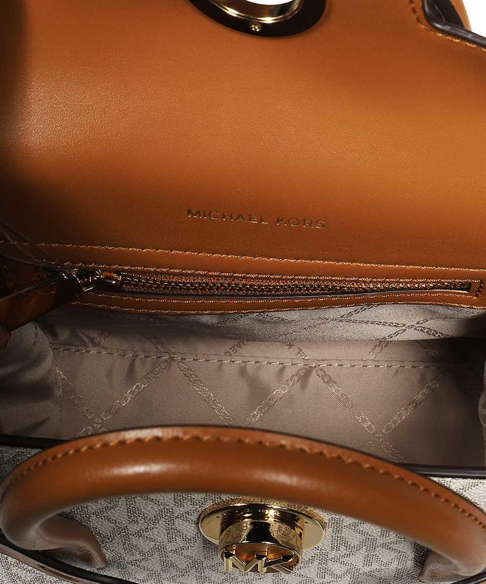 Michael Kors 30T0GNMM0B CARMEN EXTRA-SMALL LOGO BELTED Bag 3
