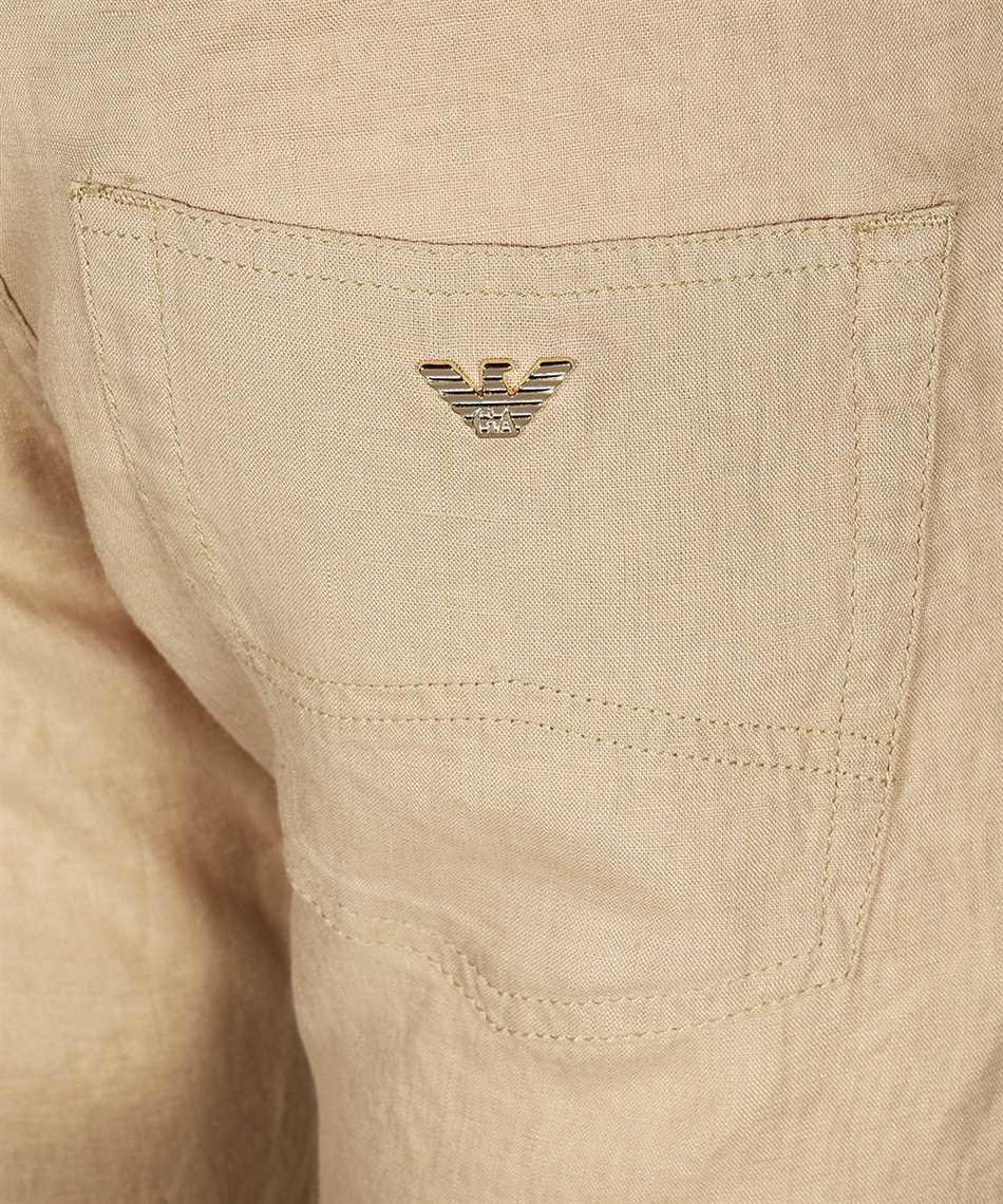 Emporio Armani 3H2J36 2N0ZZ STRAIGHT Pantalone 3