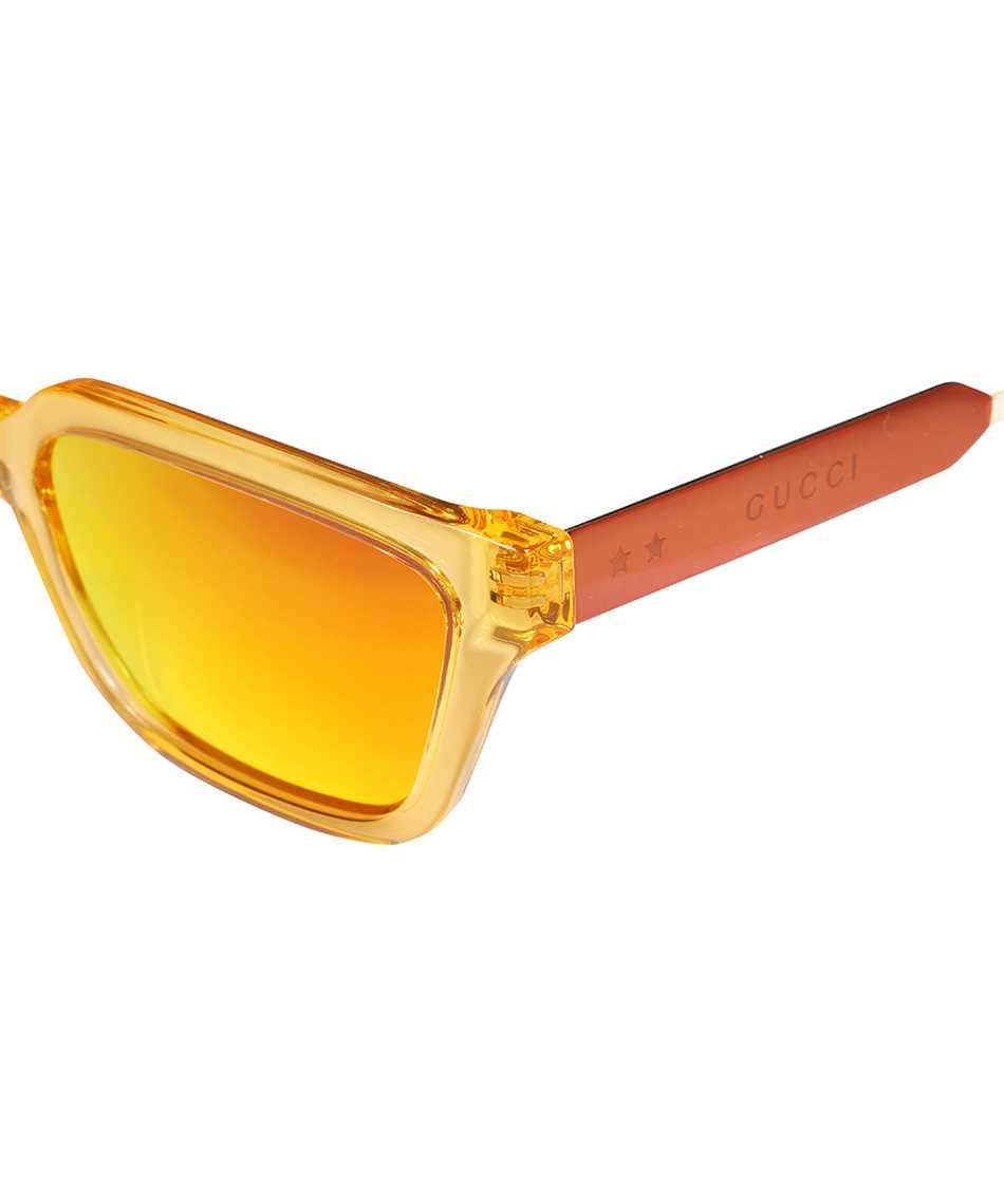 Gucci 663763 J1691 RECTANGULAR-FRAME Sunglasses 3