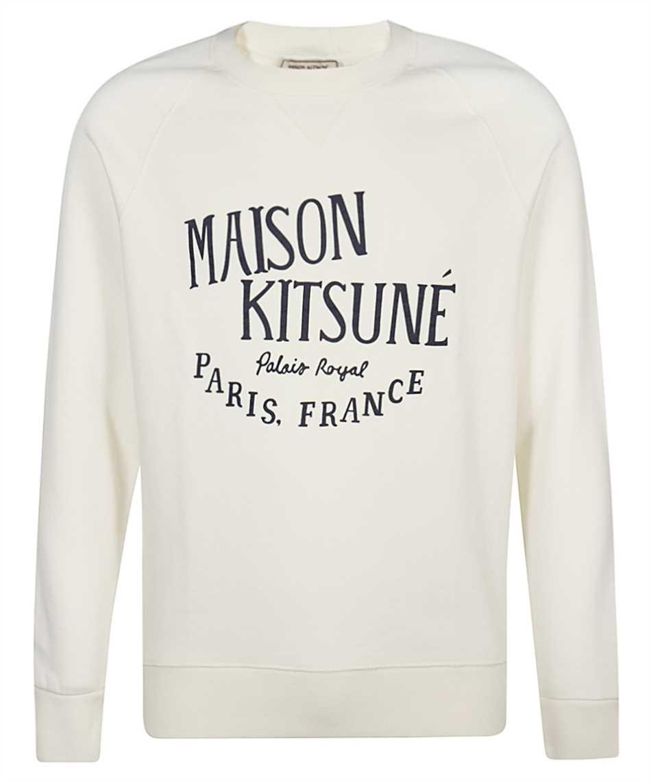 Maison Kitsune AM00300KM0001 PALAIS ROYAL CLASSIC Sweatshirt 1
