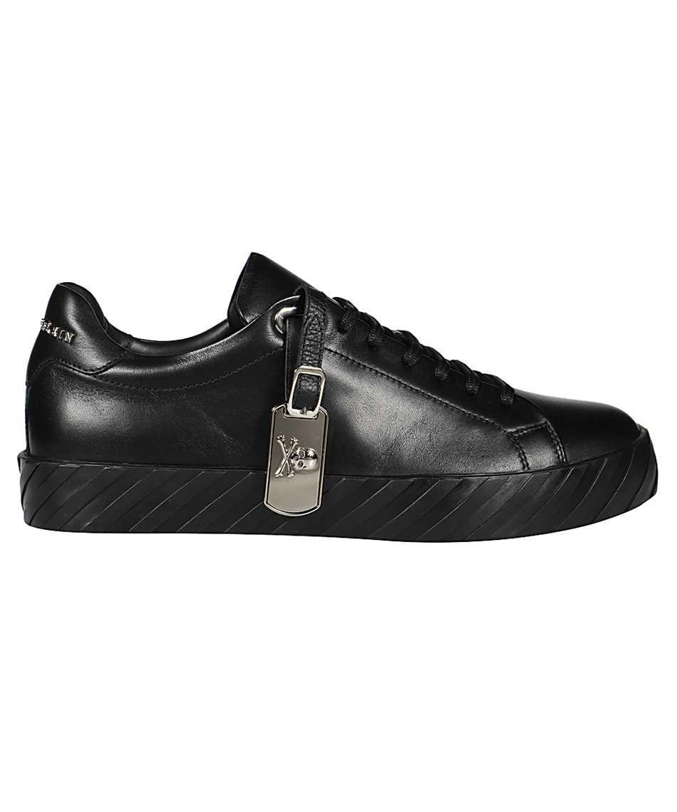 Philipp Plein F20S MSC2825 PLE075N SKULL PLATE Sneakers 1