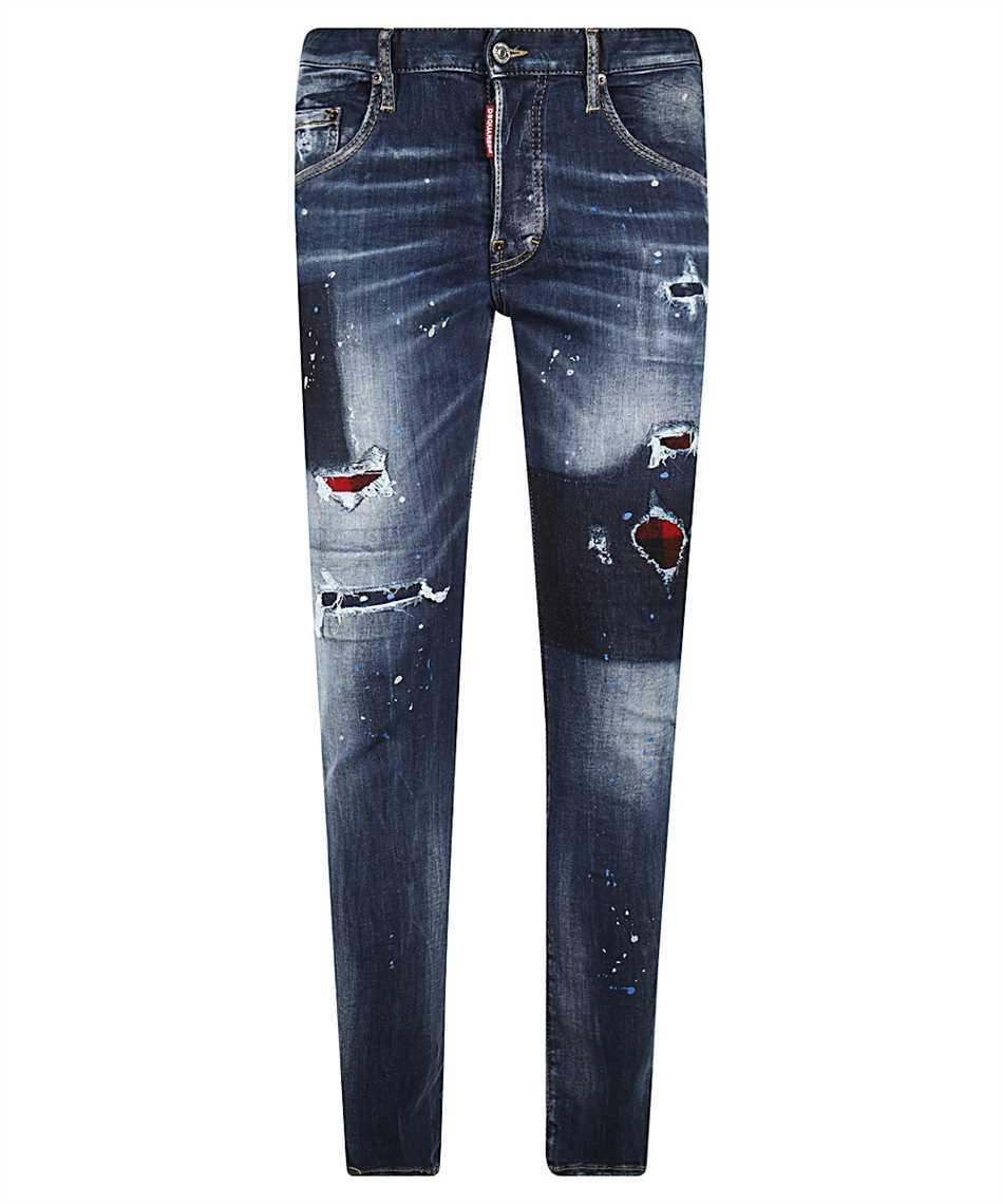 Dsquared2 S71LB0838 S30708 SKATER Jeans 1