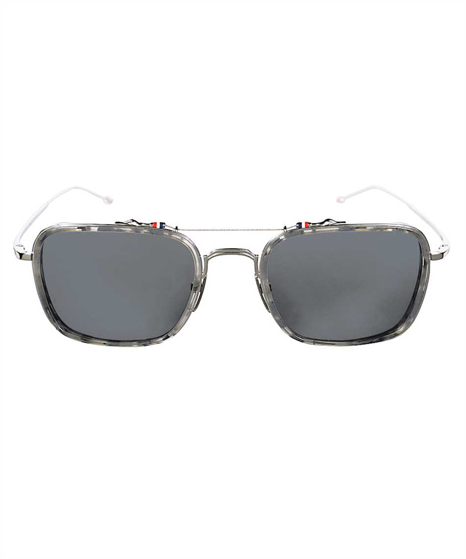 Thom Browne TBS816 53 03 AVIATOR Sunglasses 1