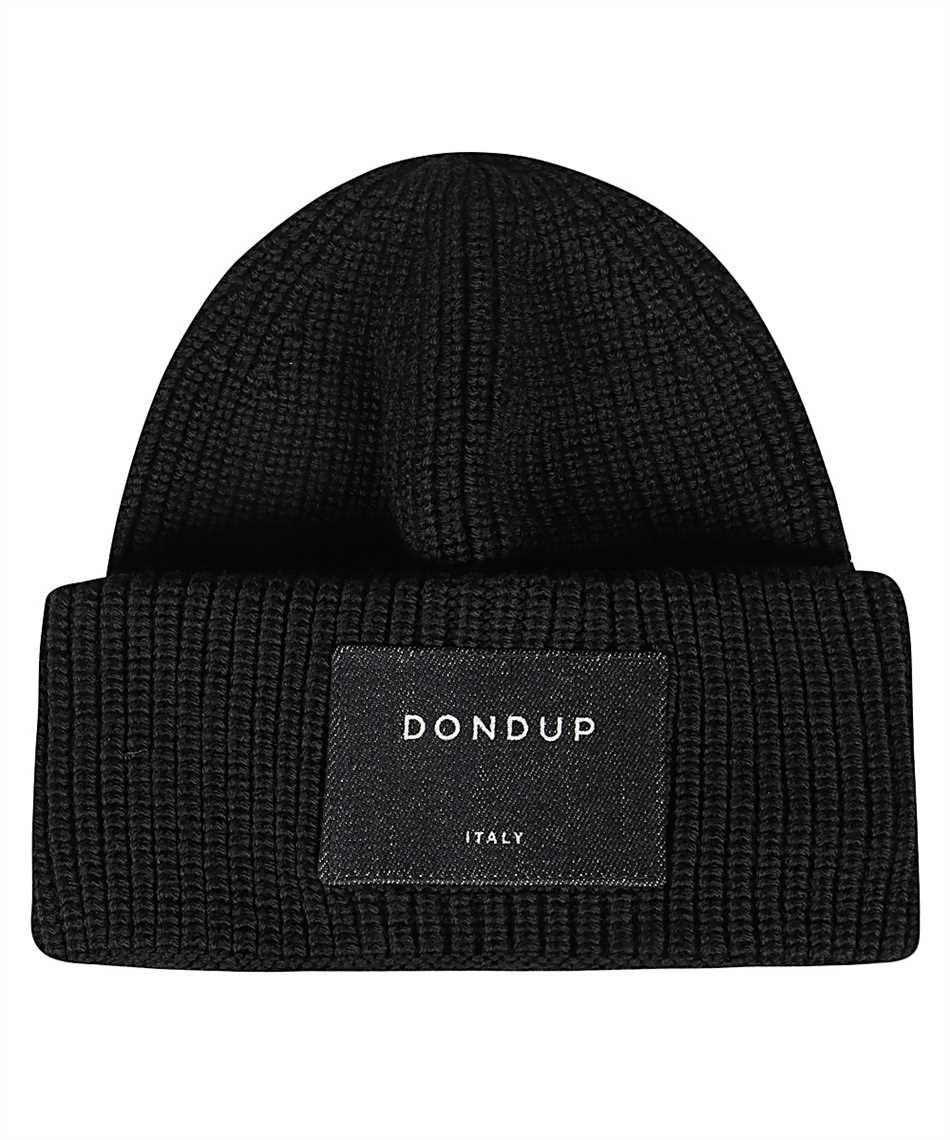 Don Dup UQ088 Y00478U ZI7 LOGO PATCH Mütze 1