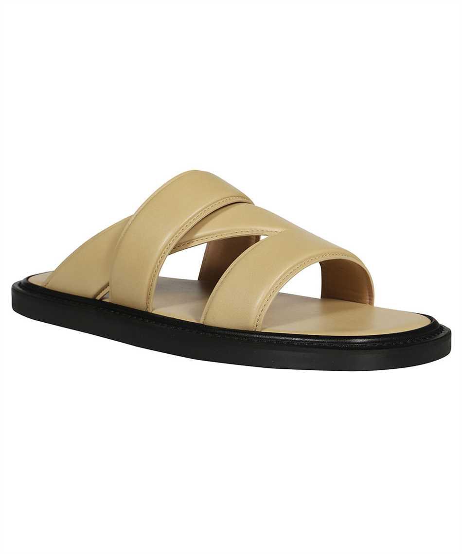 Bottega Veneta 651420 VBSL0 BAND Sandals 2