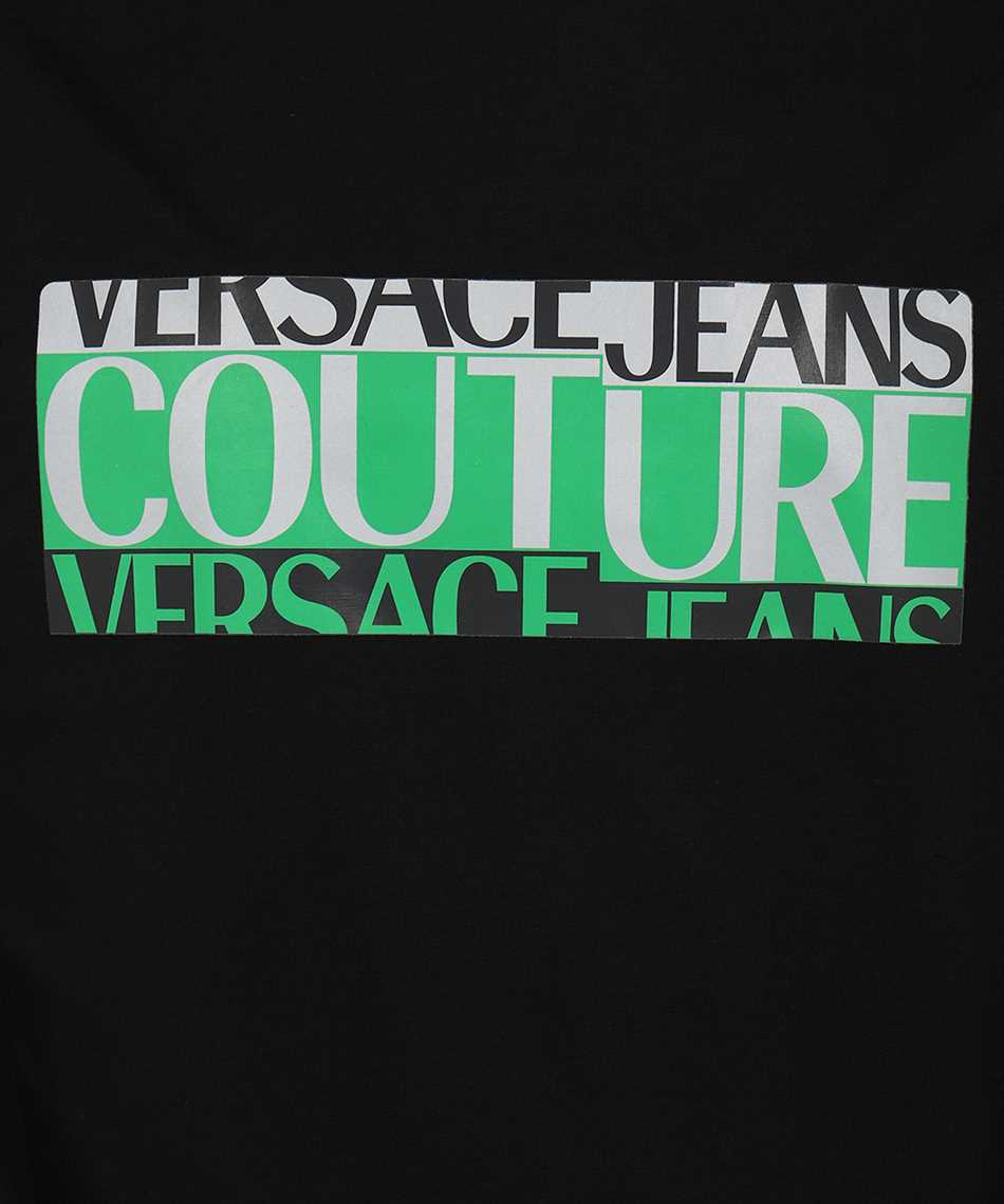 Versace Jeans Couture 71GAHT06 CJ00T REFLECTIVE T-Shirt 3