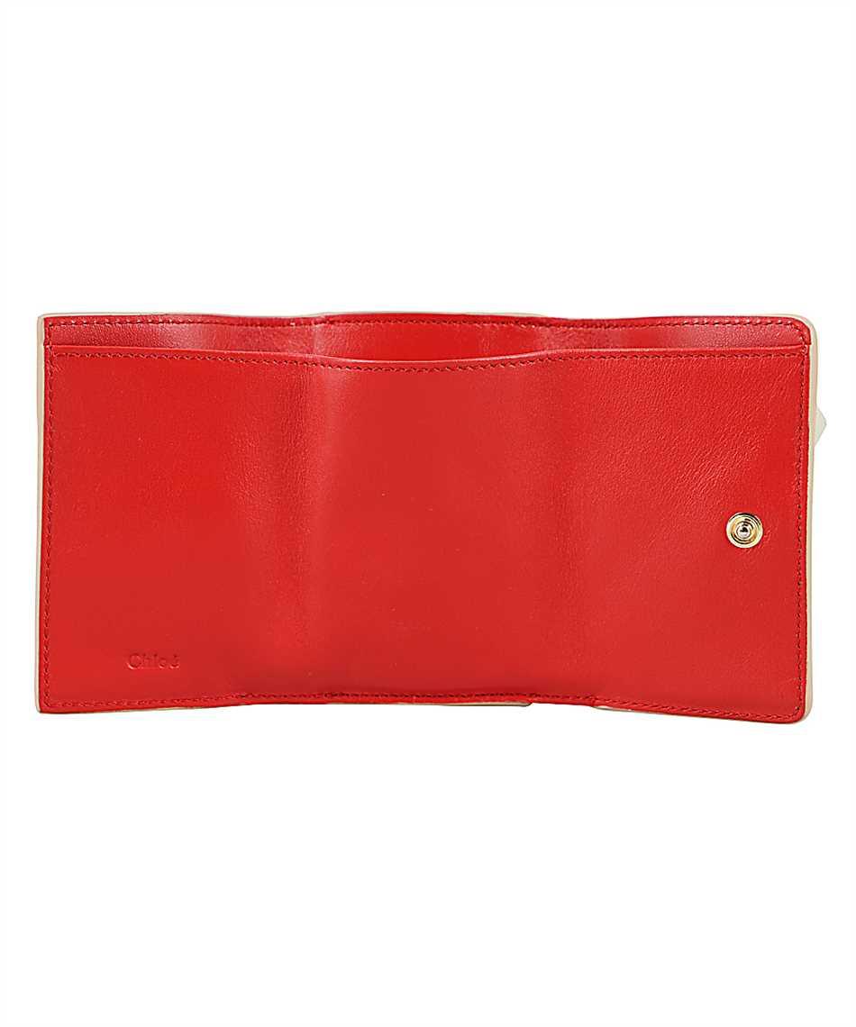 Chloé CHC20SP719C55 ALPHABET Porta carte di credito 3