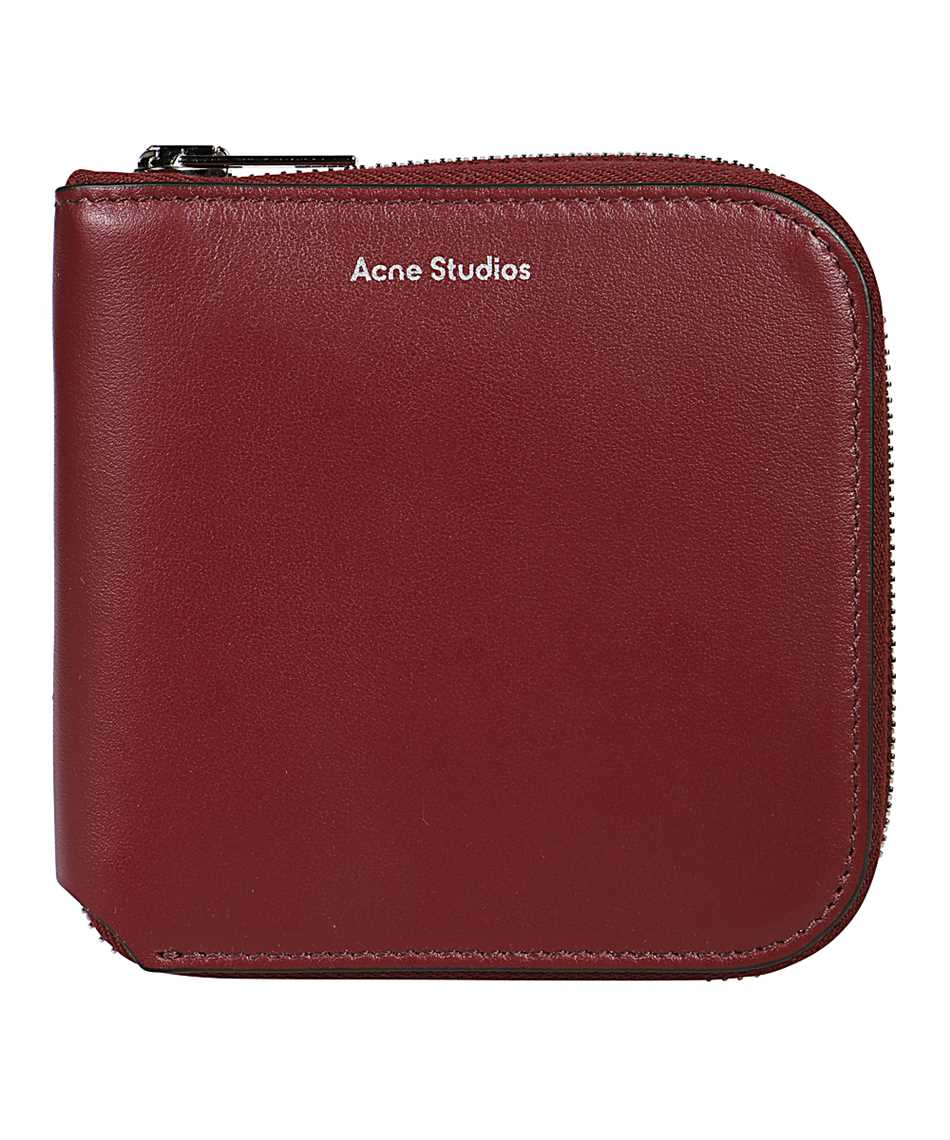 Acne FNUXSLGS000115 ZIPPERED Wallet 1