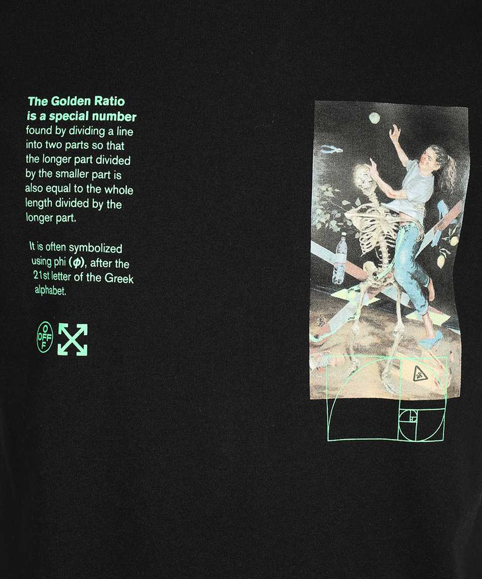 Off-White OMAA027R20185014 PASCAL PAINTING T-Shirt 3