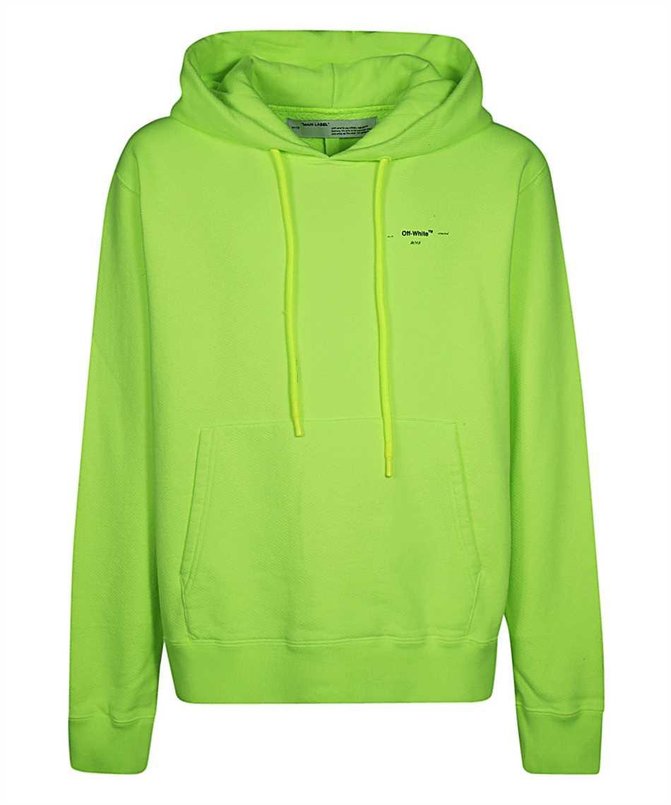Off-White OMBB034R20D25032 ARROW LOGO Sweatshirt 1