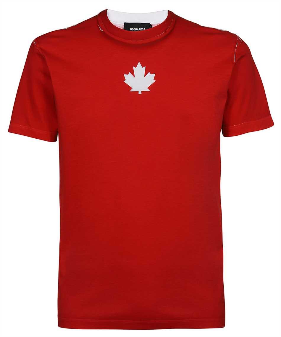 Dsquared2 S74GD0853 S23009 MINI LEAF COOL T-shirt 1