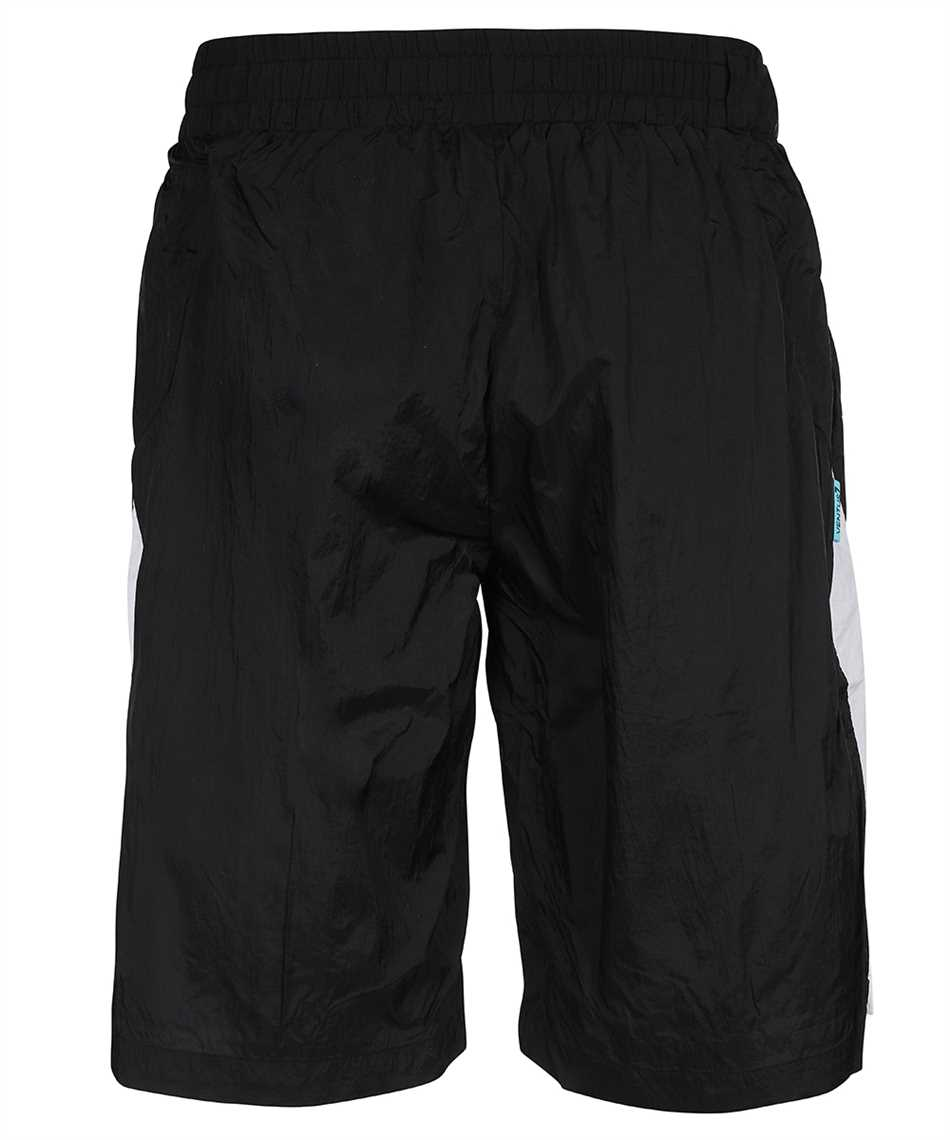 EA7 3KPS06 PN84Z JERSEY FLEECE Shorts 2