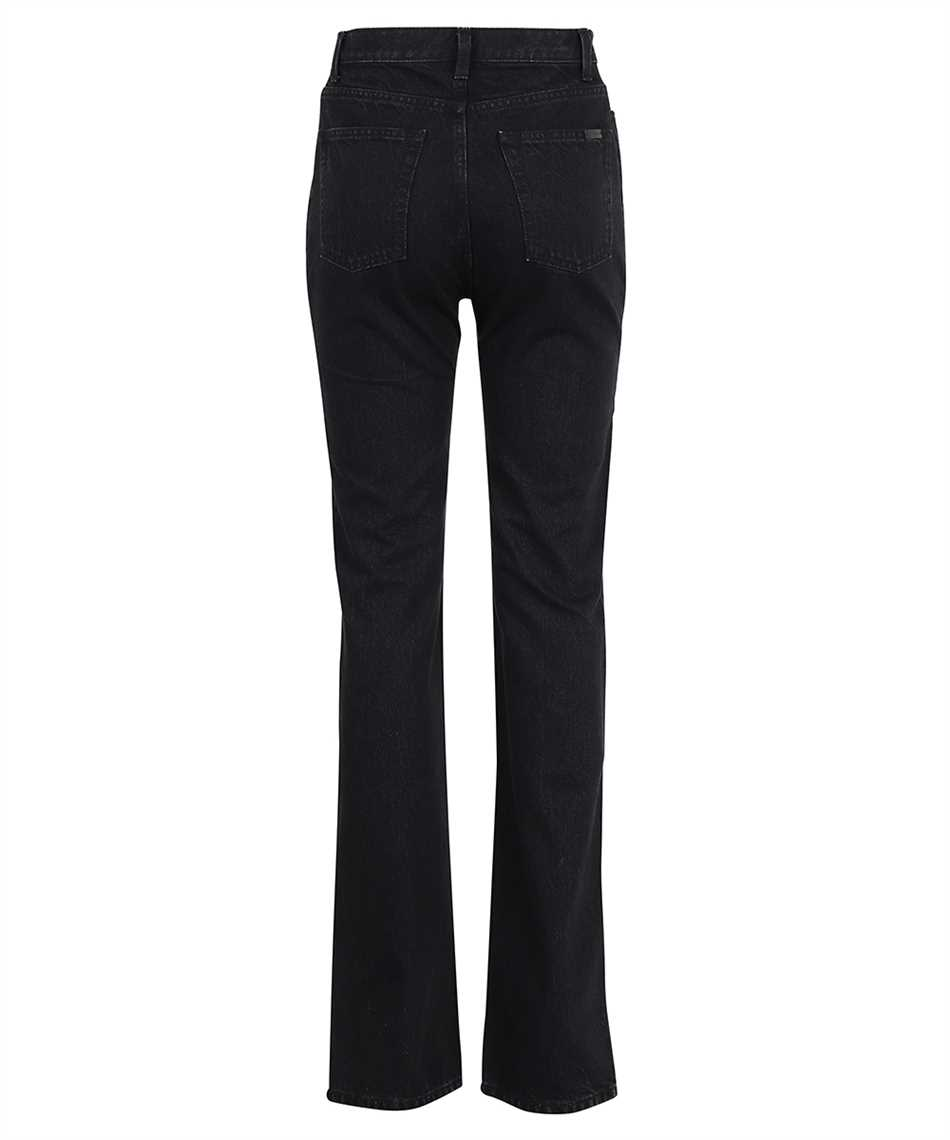 Saint Laurent 644332 YL899 90'S HIGHWAIST Jeans 2