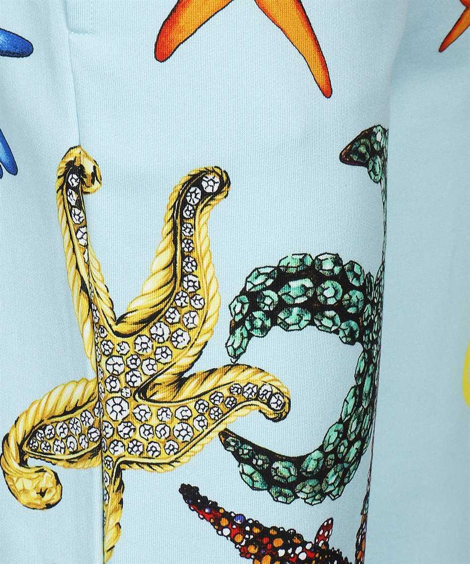 Versace A89336 1F01368 TRÉSOR DE LA MER PRINT Trousers 3
