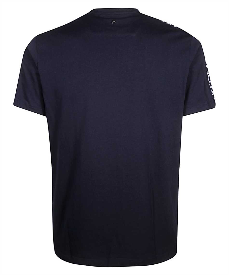 Balr. BLACK LABEL LIFEOFABALR TAPE T-shirt 2