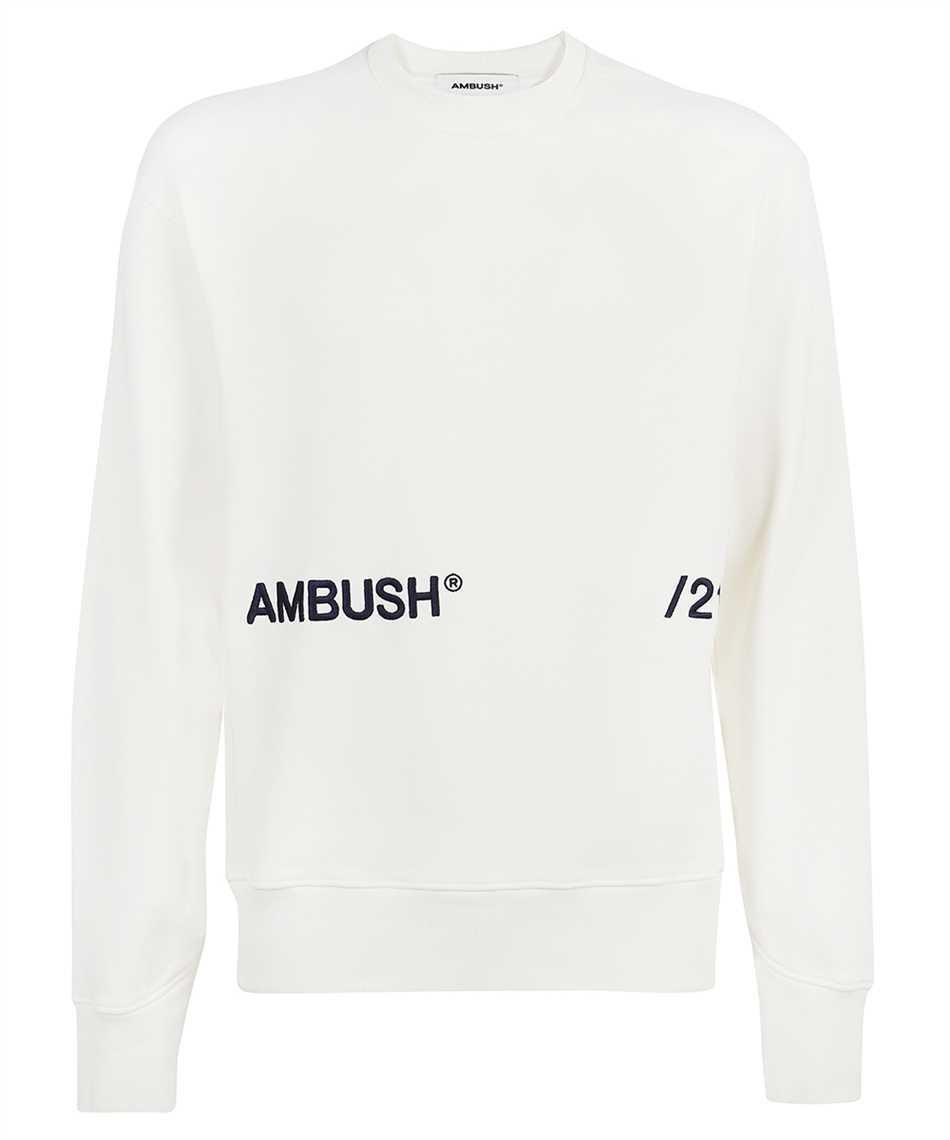 Ambush BMBA005S21 FLE001 CREWNECK INSERTS Sweatshirt 1