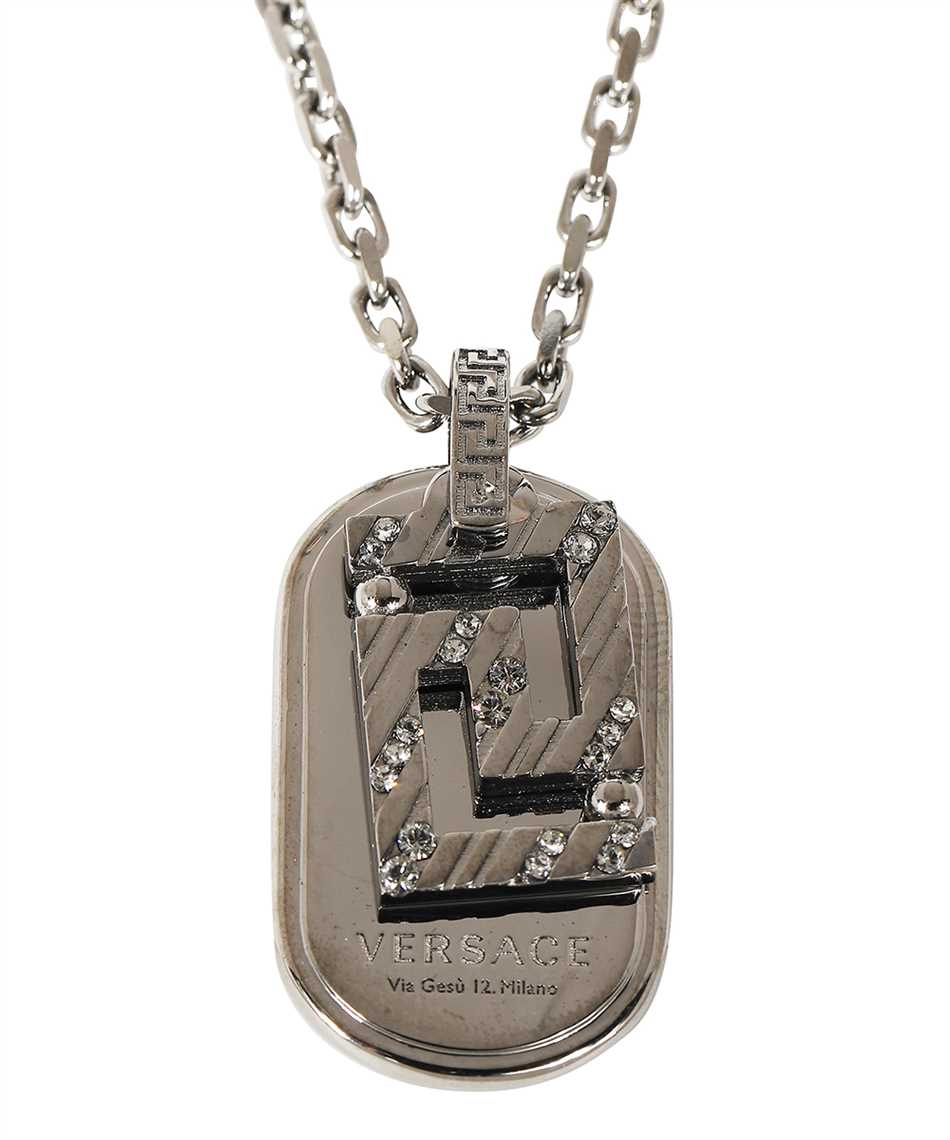 Versace DG18156 DJMX GRECA RHINESTONE Necklace 3