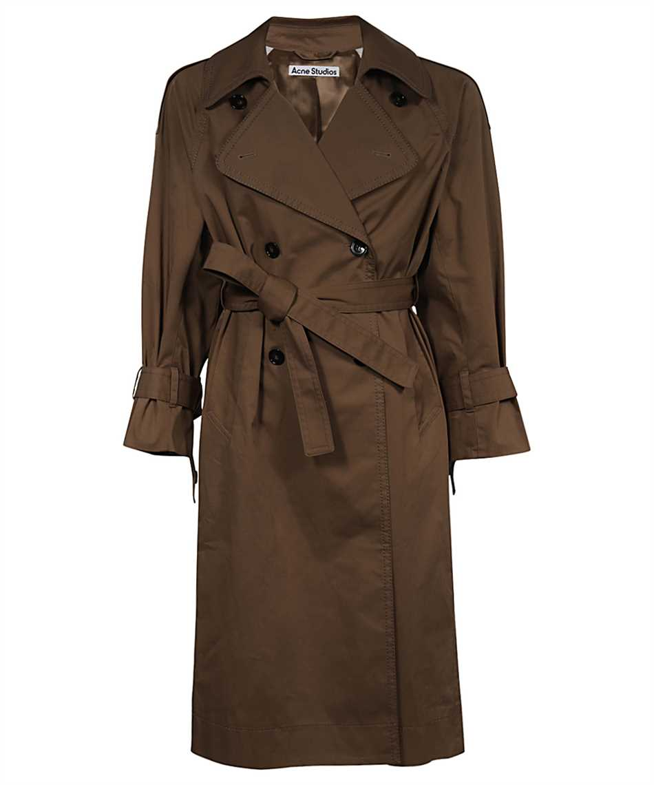Acne FN WN OUTW000423 TRENCH Cappotto 1