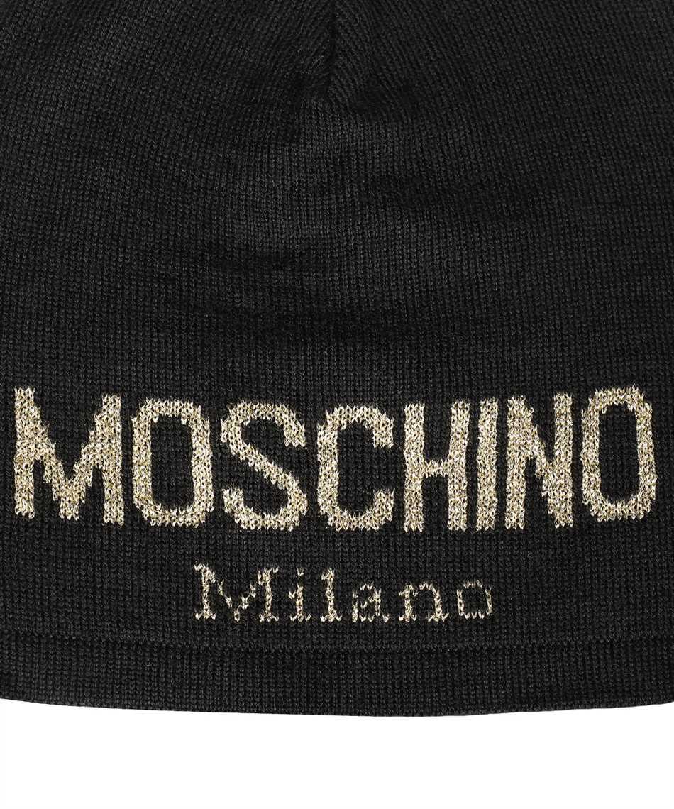 Moschino M2362 LOGO Mütze 3