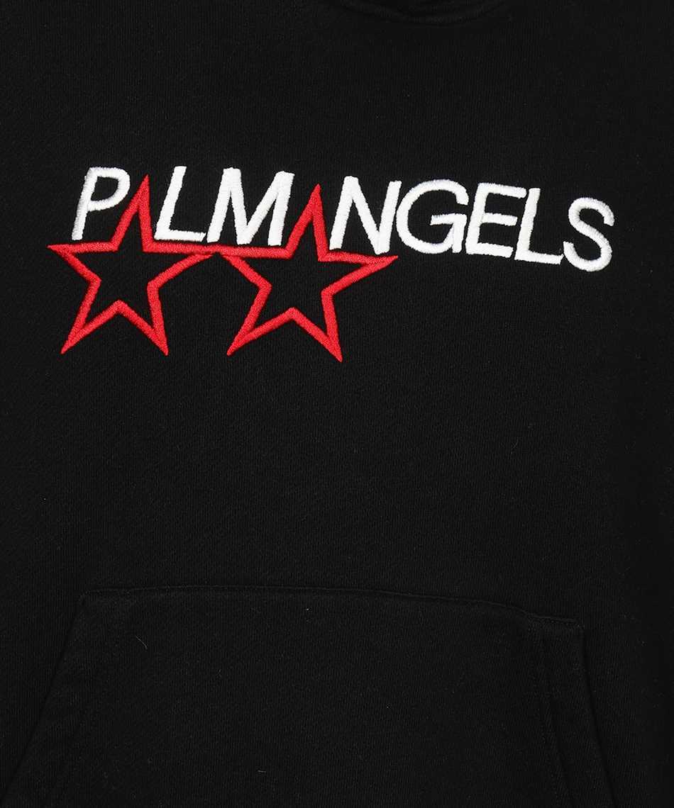 Palm Angels PMBB058F21FLE008 RACING STAR Felpa 3