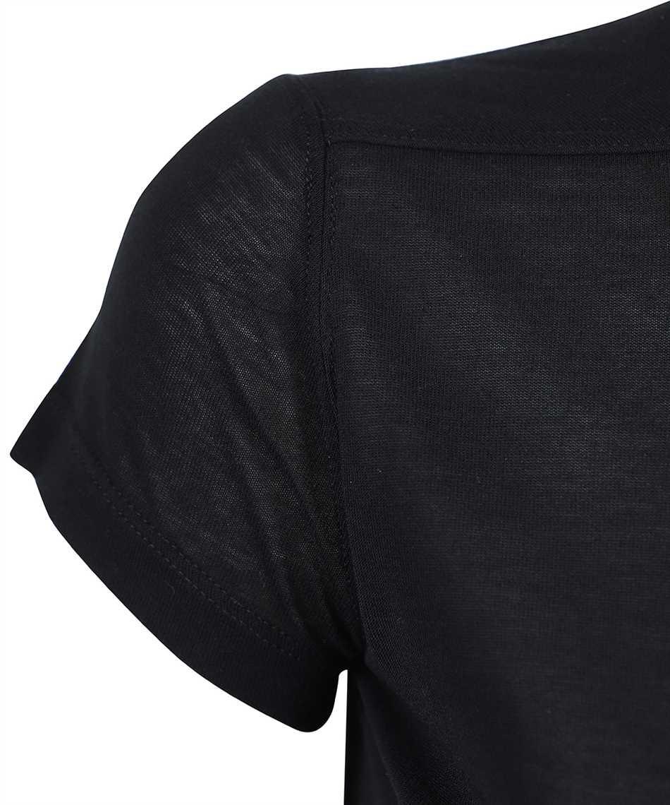 Rick Owens RP21S3203JS ROUND NECK T-shirt 3