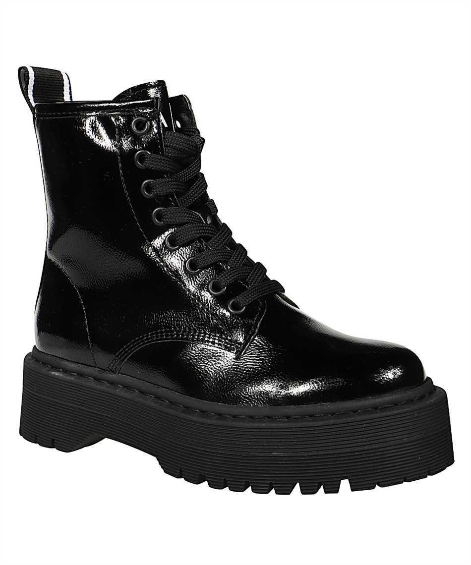 Armani Exchange XDN018 XV349 LOGO Stiefel 2