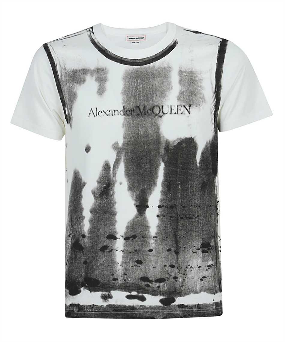 Alexander McQueen 650426 QQZ68 XRAY T-shirt 1