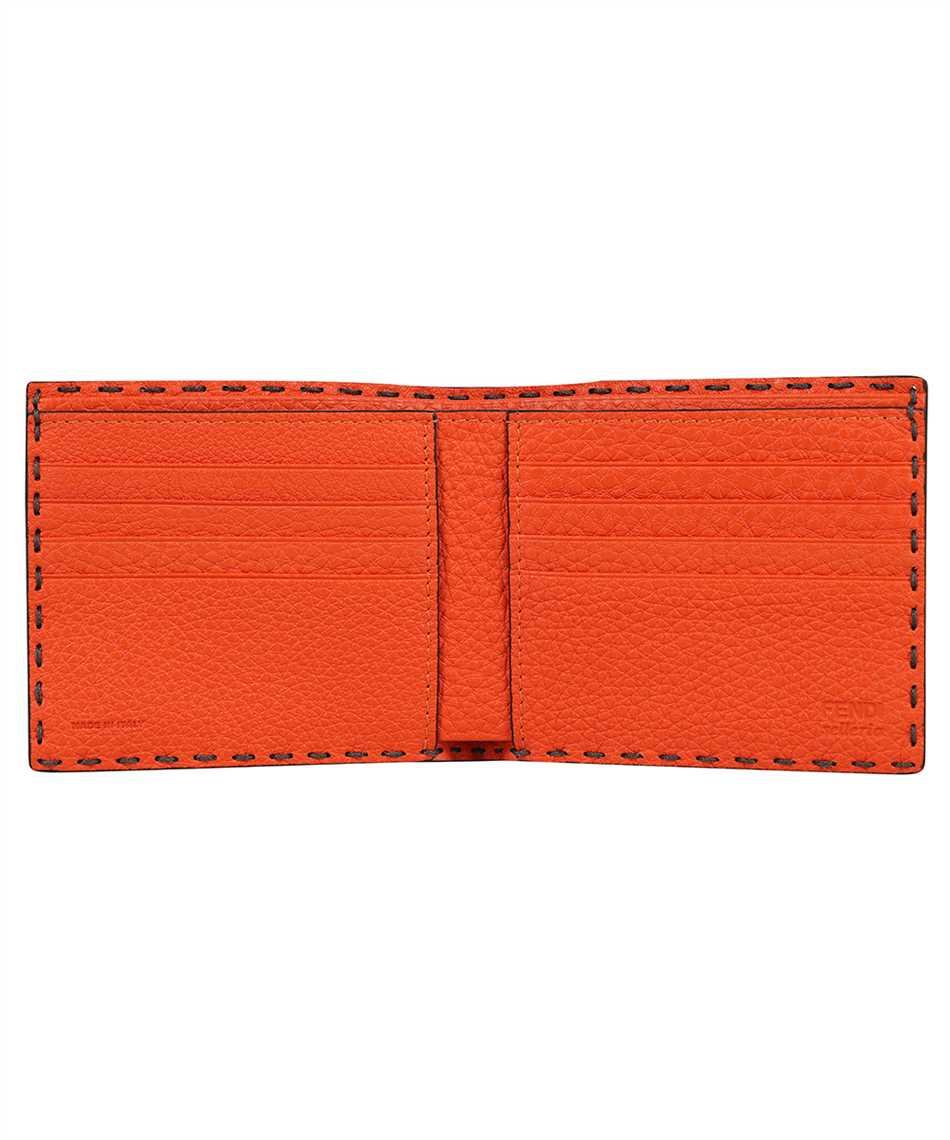 Fendi 7M0193 ADYX BI-FOLD Wallet 3