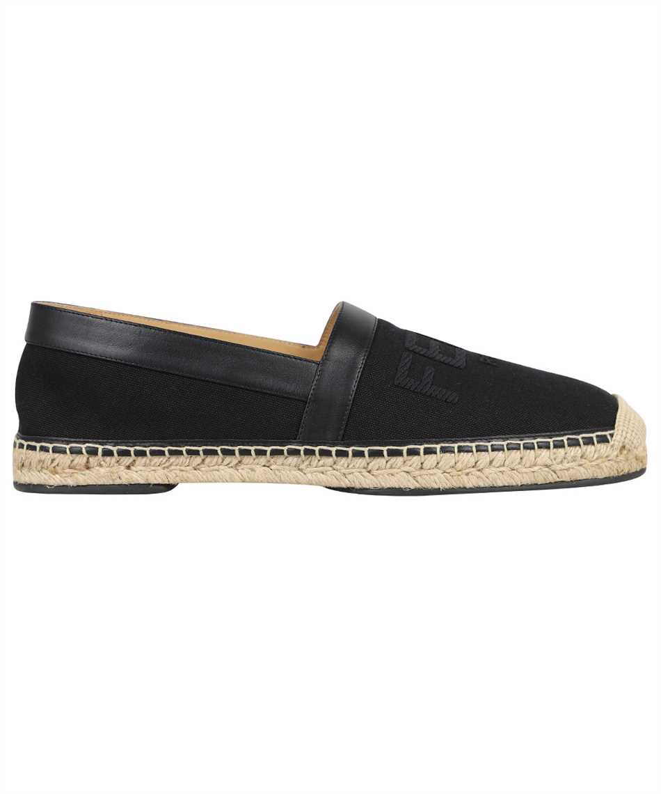 Fendi 7P1409 AF5U EMBROIDERED Espadrilles 1
