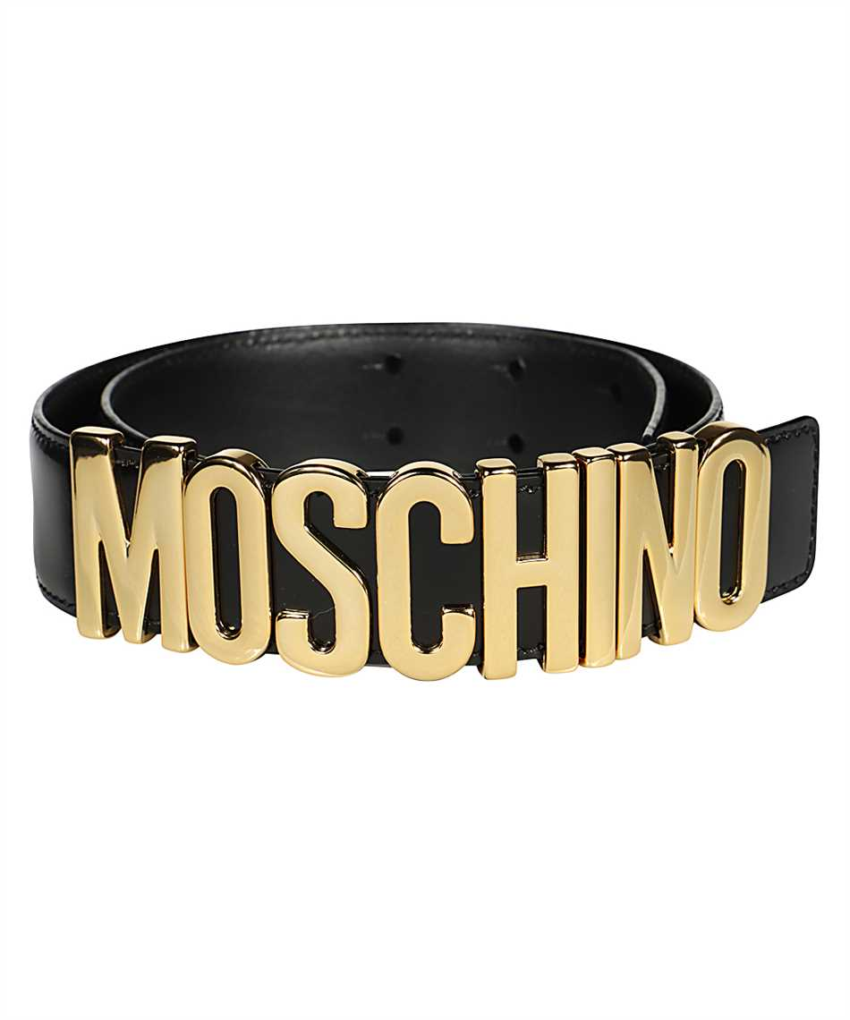 Moschino A8012 8007 LETTERING LOGO Cintura 2