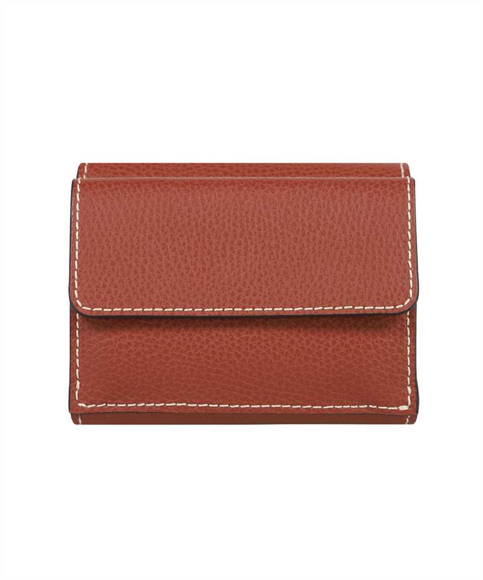 Chloé CHC21UP117E04 SMALL DARRYL TRI-FOLD Porta carte di credito 2